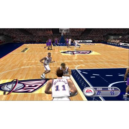 PS2 NBA Live 2002