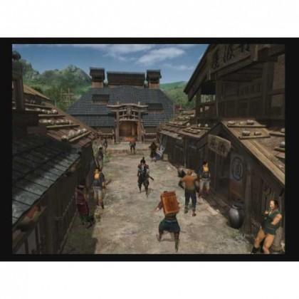 PS2 Onimusha 2