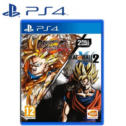 PS4 Dragon Ball Z & Dragon Ball: Xenoverse 2 (R2)
