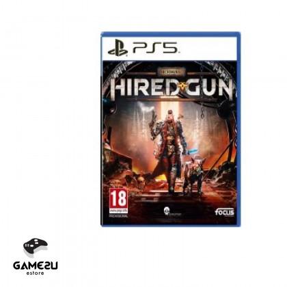 [Pre Order] PS5 Necromunda: Hired Gun (EU/Eng-Chi) (ETA: 30/06/2021)