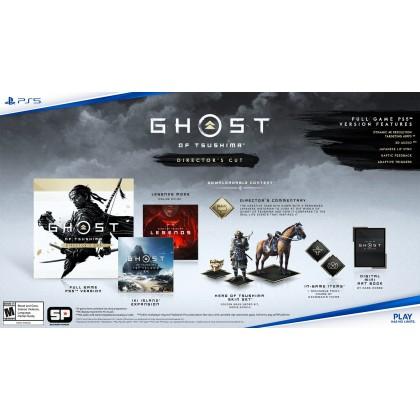 (Pre Order) PS4 Ghost of Tsushima Director's Cut (R3) (ENG/CHI) (ETA: 20.08.2021)