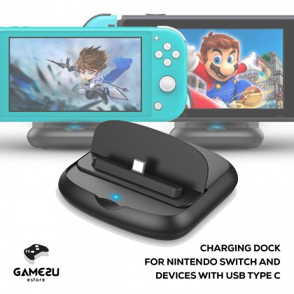 Spica PocketBook Foldable Charging Dock for Nintendo Switch / Mobile Phone