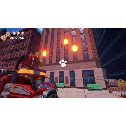 Nintendo Switch Paw Patrol The Movie: Adventure City Calls