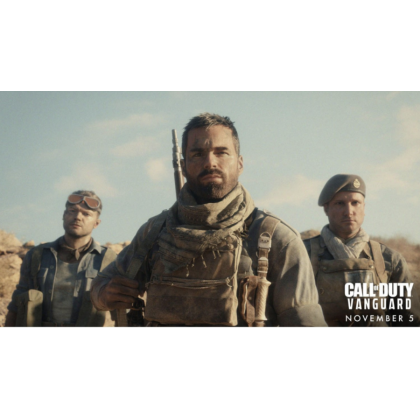 (Pre Order) PS4 | PS5 Call of Duty Vanguard (R3) - (ETA 5.11.2021)