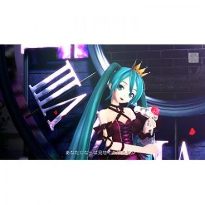 PS3 Hatsune Miku Project Diva F 2nd (JAP)